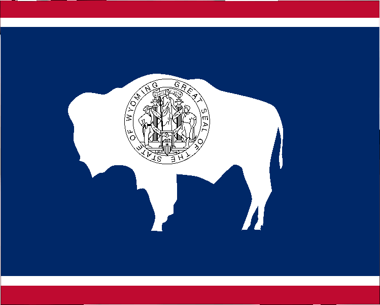 Fuʻa a Wyoming