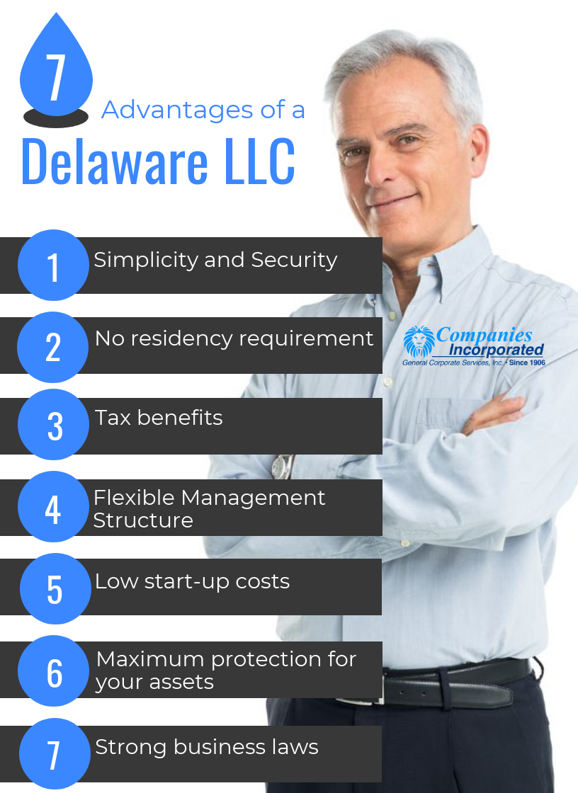 Delaware LLC Advantages