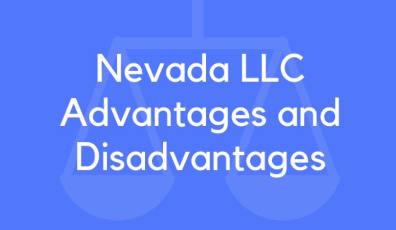 Nevada LLC Advantages and Disadvantages
