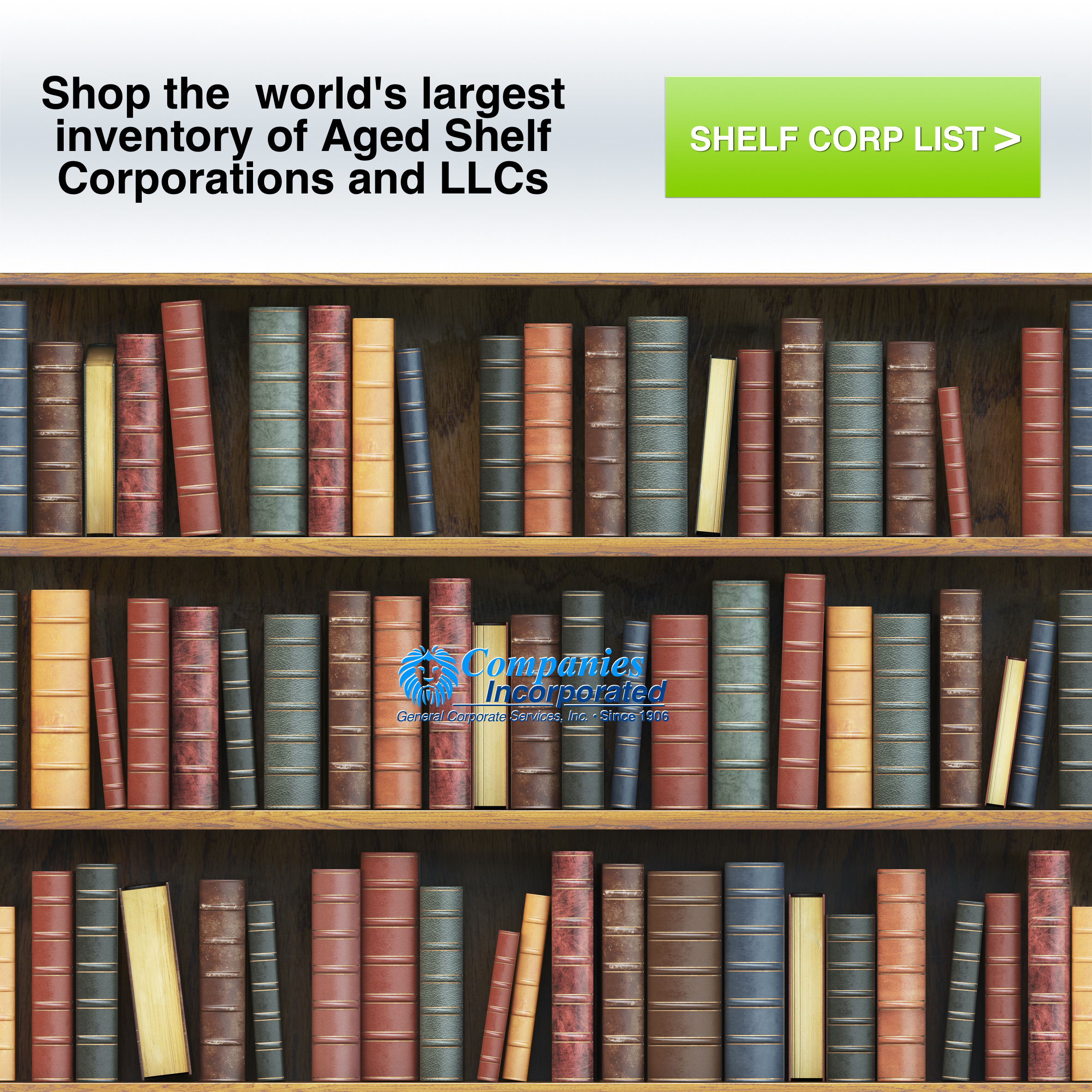 shelf companies corporations LLCs